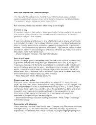Resume Samples Recruiter Consultant Resume Chief Recruiter Resume