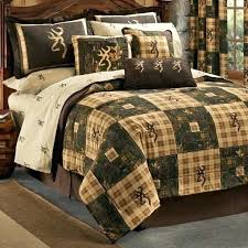 camo bed sets full bed sets bedroom cozy brown white cotton polyester country bed set pleasurable
