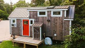 Rustic Modern Tiny House For Sale | Tiny House Listing