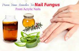 acrylic nails below are various home remes for nail fungus