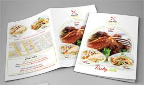 Free Food Menu Template Best Restaurant Menu Template Download