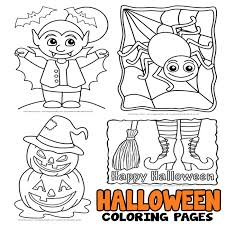 Tip junkie halloween site has 147 halloween printable that are free with pictured tutorials halloween. Halloween Coloring Pages Easy Peasy And Fun