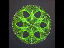 String Art Pattern Generator Fascinating How To Make String Art Wall Decor YouTube