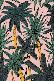 Palmiers Color S Patterns Posters Pinterest Palmiers