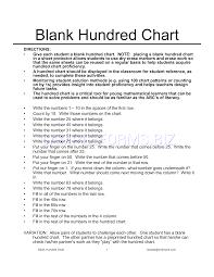 Blank Hundreds Chart Preview Pdf Blank Hundred Chart 3