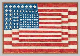 three flags and other rare jasper johns works unveiled at the broad