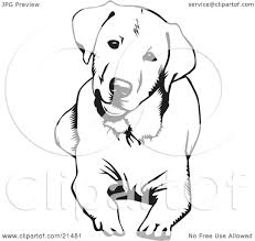Small Picture Labrador Retriever Coloring Page With Coloring Pages creativemoveme
