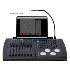 ADJ LINK DMX Controller | Lichtsoftwaren | Lichtsteuerungen | Licht & Bühne  | MSV Musikgeschäft