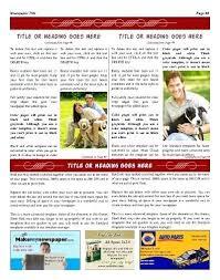 Free Newspaper Template Psd Free Newspaper Ad Job Advertisement Template Horizontal Psd