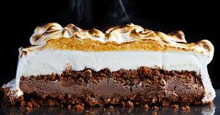 It's the perfect cake for those who don't have a huge sweet tooth but still want to enjoy a nice dessert. How To Make A S Mores Ice Cream Cake Tasting Table