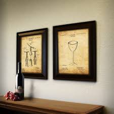 Kitchen Art Wall Decor Wine Home Decor Wine Kitchen Decor Ideas Decor Snob