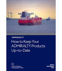 Np294 How To Keep Your Admiralty Charts Up To Date 10th Edition 2017