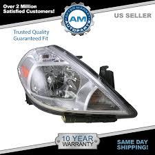2008 Nissan Versa Brake Light Bulb Details About Front Headlight Headlamp Passenger Side Right Hand Rh For 07 12 Nissan Versa