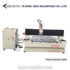 cnc router for stone cutting marble cnc machine granite carving machines 3 axis stone cnc router ganite countertop cutting machine s1532c