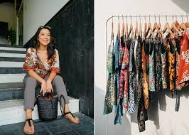 Batik Fashion Designers Batik Fashion Is Back Where To Buy Batik In Singapore