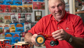 ontario dairy farmer wayne conboy doesn t remember all the toys he got for in his youth but one that does stand out a gift from his mother