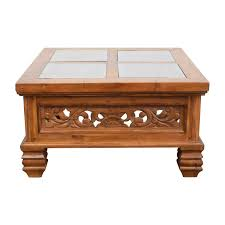 Teak And Glass Coffee Table Coffee Tables Used Coffee Tables For Sale
