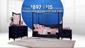 Rooms to Go Kids TV Commercial, '2018 Memorial Day: Twin Canopy Daybed' - Video
