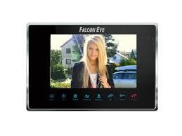 Купить <b>видеодомофон Falcon Eye FE-70M</b> черный по цене от 0 ...