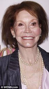 mary tyler moore amputation. Modren Amputation Shiny A Source Said Mary Was Sporting A Swollen Face Because She Had Taken  In Tyler Moore Amputation