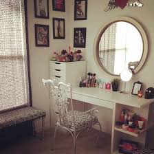 furniture dressing table mirror girls vanity set white dresser and bedroom with top perfect inventiveness