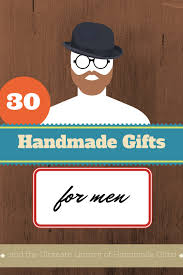 30 handmade gifts for the guys make him something he actually loves
