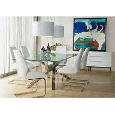 Star International Furniture Dining Tables Illusione Dining Table