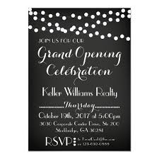 Grand Opening Invitations Grand Opening Event Open House Invitation