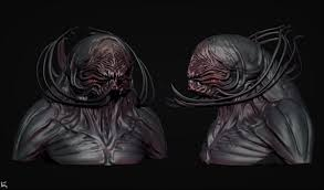 There are obvious differences of style and tone — krisha was talky and busy; Kenny Carmody On Twitter Sometimes You Just Dont Know Where It Comes From Good Night Alien Sketch Https T Co Tqysfaezor Pixologic Keyshot3d Creature Concept Alien Scifi Eerie Monster Sculpt Sculpture Artstationhq Https T Co