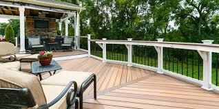 composite deck ideas. Exellent Composite Caring For Your Fiberon Composite Deck Throughout Ideas