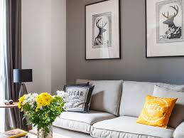 Quirky Living Room Stylish Grey And Yellow Living Room Decor Ideas Living Room