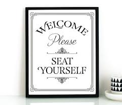wall art for bathroom beautiful printable please seat yourself sign and 7  on high end bathroom wall art with wall art for bathroom beautiful printable please seat yourself sign