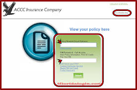 Show off your brand's personality with a custom insurance logo designed just for you by a professional designer. Accc Insurance Login Portal Access Www Drivewiththeeagle Com Page