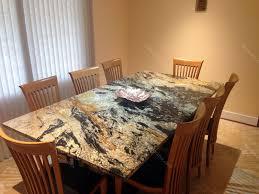 Granite Kitchen Table Val D Desert Dream Granite Kitchen Countertop Island And Table