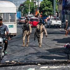 Suspects in Haitian President's Killing ...
