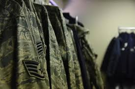 2020 Air Force Pay Chart 2020 Clothing Allowances Military Com