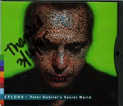 Video game:<b>Peter Gabriel's</b> Secret World - Interplay Productions ...