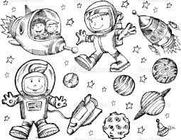 Small Picture Solar System Clip Art Throughout Solar System Coloring Pages