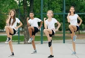أفضل التمارين الرياضية لطالبات المدارس