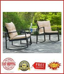 outdoor wicker rocking chair furniture