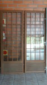 porta externa de madeira nova. Porta Externa Em Ferro Galvanizado Nova Ofertas Vazlon Brasil