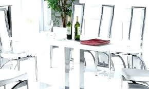 large round glass dining table large glass dining table white and glass dining table endearing ii large round