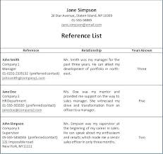 How To Put References On Resume Gorgeous How To Put References On A Resume References Resume Template Resume