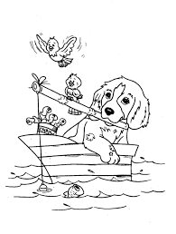 Small Picture Cute Dog Coloring Pages Coloring Coloring Pages