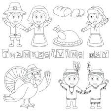 Pilgrim Coloring Page Pilgrim Coloring Pages Printable First
