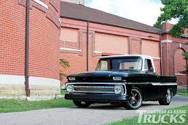 1966 and 1964 Chevy C10-Double Whammy-Custom Classic Trucks - Hot ...