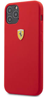 This genuine leather iphone 12 pro max case conveys an authentic racing personality. Ferrari Silicone Case With Metal Logo For Apple Iphone 12 Pro Max Red Online Shopping Site In India Get 2hrs Delivery March 2021