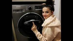 Samsung AddWash çamaşır makinesi kullandım - YouTube