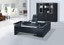nice office desks. lovable black office desk desks nice in small decoration ideas with f