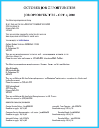 Nice Professional Assembly Line Worker Resume To Make You Stand Out